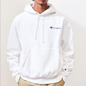 Champion Script Embroidered Pullover Hoodie